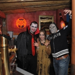 Halloween-Party 2009