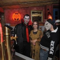 Halloween-Party 2009
