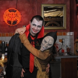 Halloween-Party 2009_1